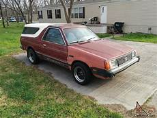 Subaru Brats For Sale by 1982 Subaru Brat Gl