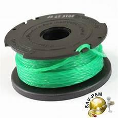 bobine de fil pour coupe bordures black et decker gl7033