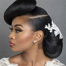 Black Hairstyles For Weddings