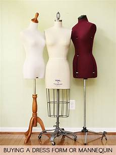 buying a dress form or mannequin megan nielsen design diary