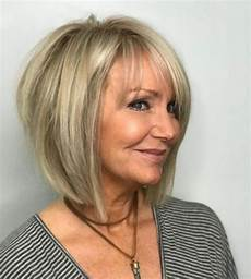 bob haircuts for older women chic look short haircut com