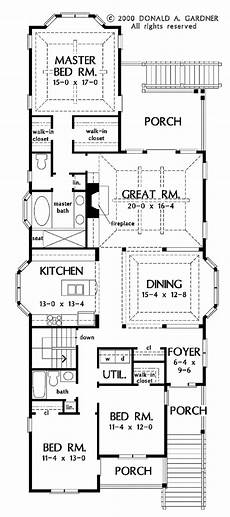 dreamhomesource com house plans craftsman style house plan 3 beds 2 baths 1970 sq ft