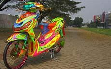 Mio Keren by 50 Gambar Modifikasi Mio Drag Road Race Keren Modif Drag