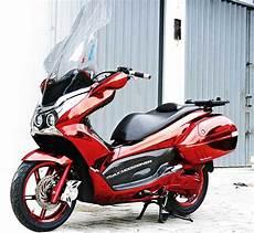 Pcx Modif Touring by Honda Pcx 150 13 Tangerang Bongsor Konsep Touring