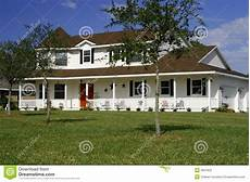 Haus American Style - new american style home stock image image of front