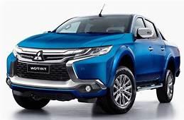 Mitsubishi Triton 2018 Engine Price Release Date