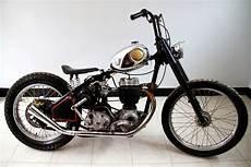 Modifikasi Motor Antik by Gambar Gambar Modifikasi Motor Antik Terbaru Unik Dan