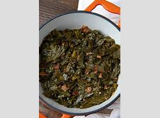 southern fried collard greens recipe