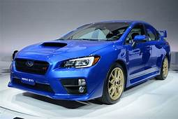 Subaru WRX STI Detroit 2014  Picture 95378