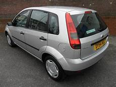 ford 1 4 tdci 2004 used ford 2004 silver paint diesel 1 4 tdci finesse