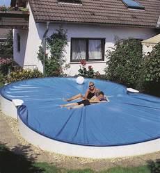 Schwimmbadabdeckung Plane - sicherheitsabdeckung f 252 r stahlmantelbecken achtform
