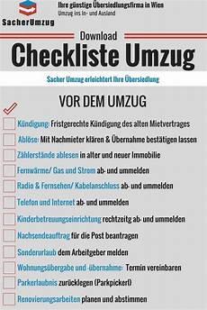 to do liste umzug umzug checkliste pdf pdf standart
