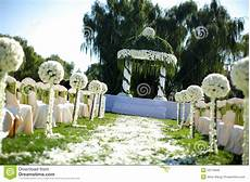 outdoor wedding royalty free stock images image