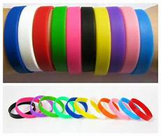 Color Band Silicone by 2pcs New Various Silicone Wristbands Rubber Bracelet
