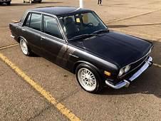 1972 Datsun Nissan 510 1600 Bluebird Saloon Black On Cream