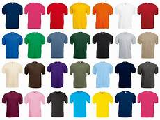 ss6 fruit of the loom value t shirt printed pb leisurewear