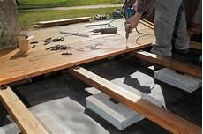 Construire Une Terrasse En Bois Toutes Les 233