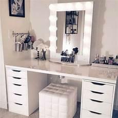 schminktisch mit beleuchtung moderner schminktisch mit spiegel h 252 bsche fotos
