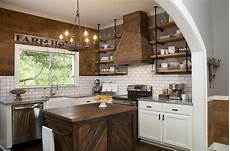 Home Decor Ideas Kitchen Cabinets by 35 Best Farmhouse Kitchen Cabinet Ideas And Designs For 2019
