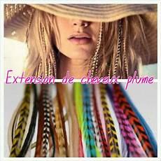 plume de cheveux emmafashionstyle extension de cheveux en plume naturelle