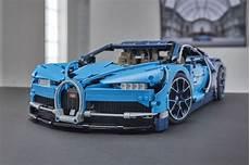 El Bugatti Chiron De Lego Technic Tiene 3 599 Piezas