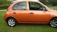 2004 54 Nissan Micra 1 2 Xs 5 Door 48 000 Awaiting