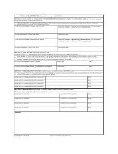 af form 357 download fillable pdf family care certification templateroller