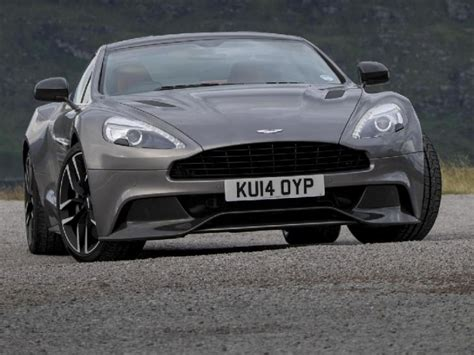 Aston Martin Vanquish And Rapide S Enhanced For Better