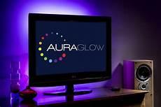 auraglow colour changing 50cm 100cm led usb tv