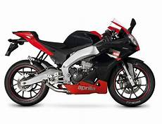 scorpion exhaust silencer for aprilia rs4 125