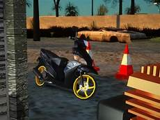 Mio J Babylook by Gta San Andreas Yamaha Mio J Babylook Mod Gtainside