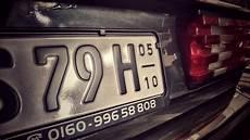 Achtung Fahrverbote Gelten Auch F 252 R Oldtimer Mit H