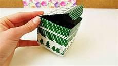 Kiste Selber Basteln - box selber machen aus pappe als aufbewahrung diy