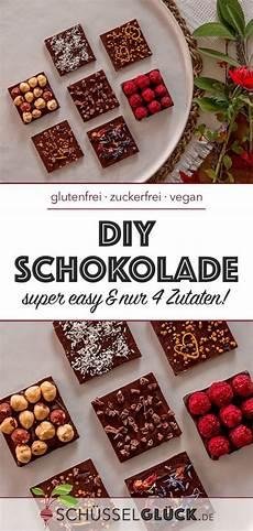 Gesunde Schokolade Selbst Herstellen Rezept Schokolade