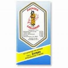 magnésie san pellegrino magnesia s pellegrino powder 125g