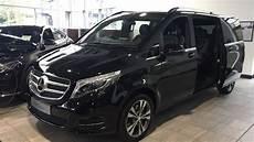 2017 mercedes v class v220 exterior and interior