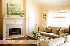 yellow gold paint color living room zion star
