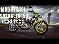 Satria Fu Modif Road Race by Modifikasi Satria Fu Road Race