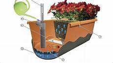 blumenkästen mit wasserspeicher test balkonk 228 sten und blumeneln mit wasserspeicher