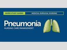 priority nursing interventions for pneumonia
