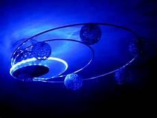 Led Deckenleuchte Farbwechsel - deckenleuchte quot orbit quot 6 flg mit led farbwechsel