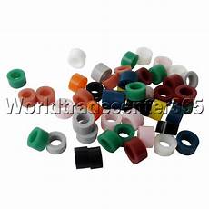 Color Band Silicone by 240pcs Dental Silicone Instrument Color Code Ring Band