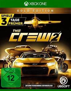the crew 2 gold edition xbox one kaufen otto