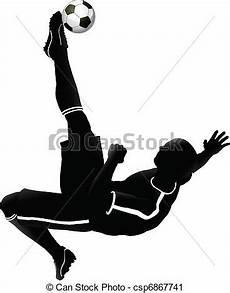 clipart calcio vector clip of soccer football player illustration