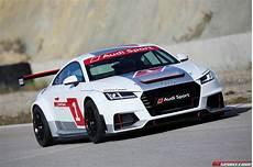 audi tt cup audi sport tt cup racing series launched for 2015 gtspirit