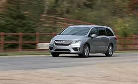 2018 Honda Odyssey  Fuel Economy Review Car And Driver