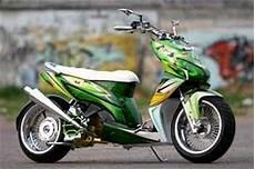 Modifikasi Vario 2010 by Modif Honda Vario Juara 2010 Foto Gambar Modifikasi