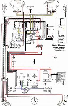 1975 volkswagen beetle fuel injector wiring diagram wiring diagram vw beetle sedan and convertible 1961 1965 volkswagen karmann ghia vw