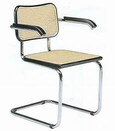sedia marcel breuer knoll sedia con braccioli cesca by marcel breuer faggio