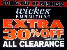Wickes Furniture Going Out Of Business
